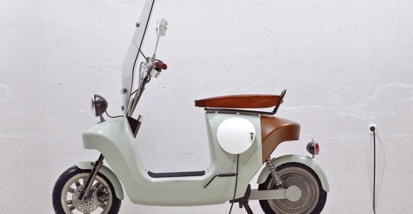 Be.e a scooter mais sustentável do mundo