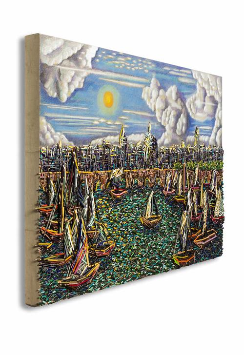 11-boats-village-canvas