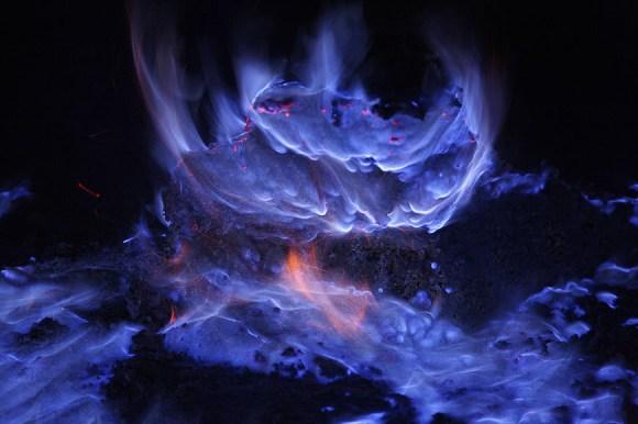 Kawah Ijen - Vulcão azul (1)