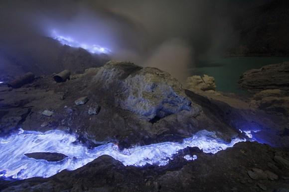 Kawah Ijen - Vulcão azul (6)