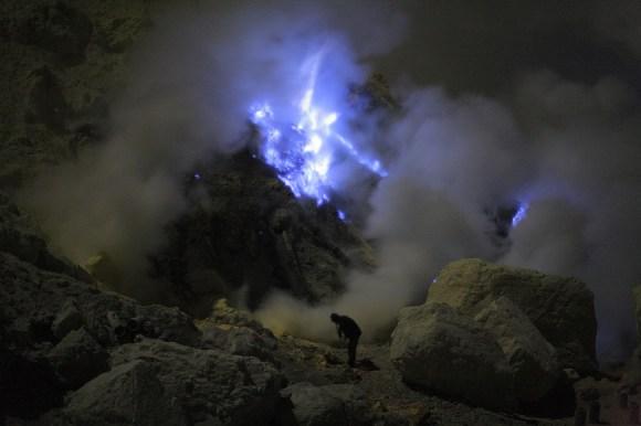 Kawah Ijen - Vulcão azul (7)