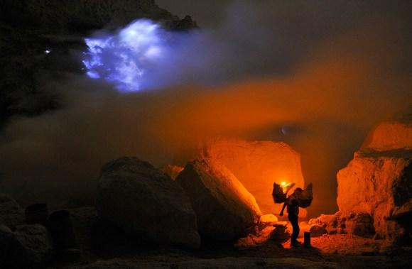 Kawah Ijen - Vulcão azul (8) OG