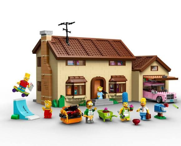 Lego Simpsons (1)