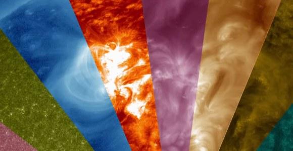 Você nunca imaginou que o sol pudesse ser visto de tantas maneiras diferentes