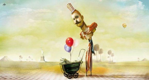 Arte surrealista - Nuno (12)