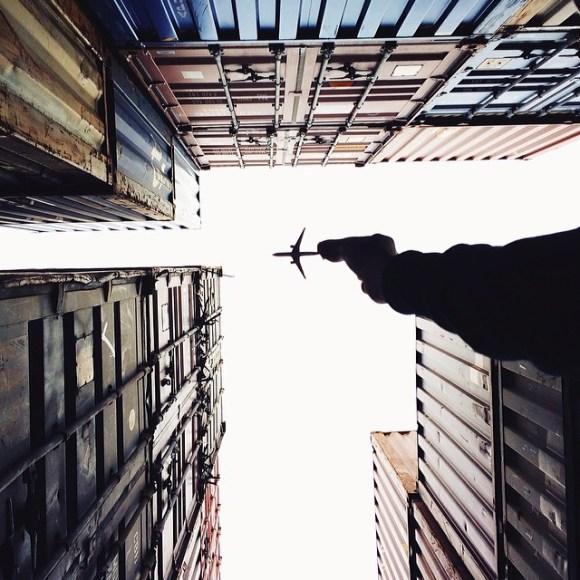 Fotos em perspectiva pegando aviões (8)