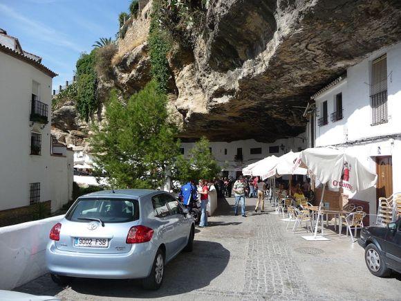 Setenil de las Bodegas - cidade sob pedras (3)