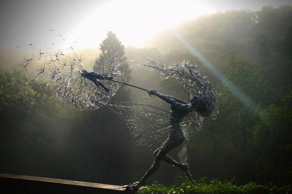 Esculturas fantásticas - contos de fada (1)