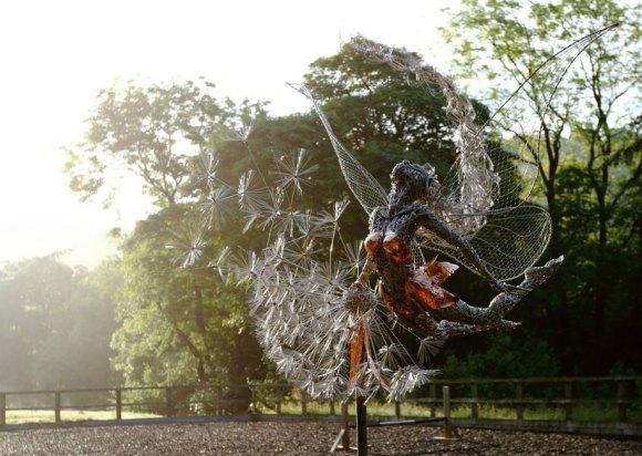 Esculturas fantásticas - contos de fada (13)