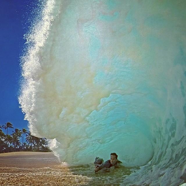 Ondas no Havaí (fotógrafo)