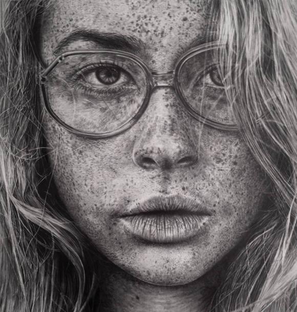 desenho realista - Monica Lee
