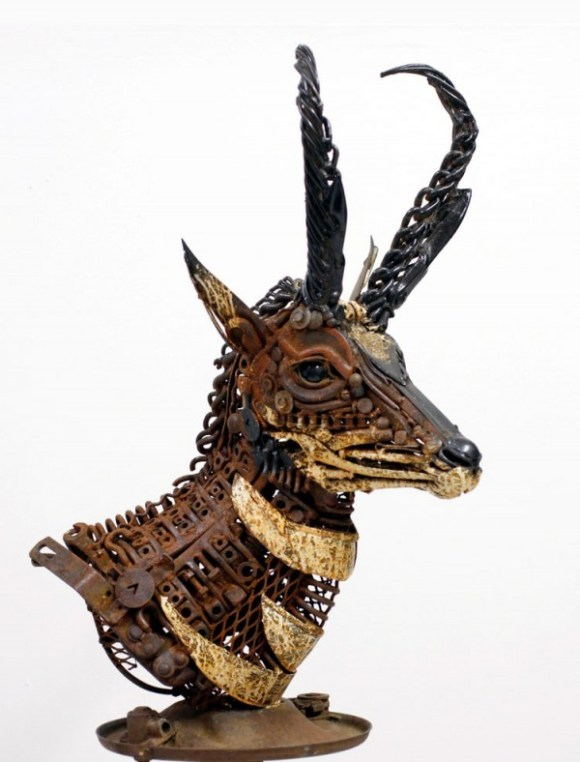 esculturas animais de sucata (1)