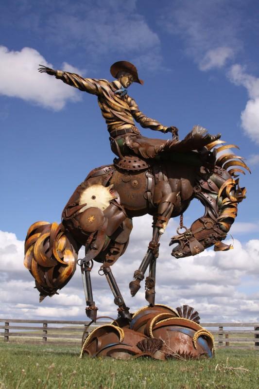 esculturas animais de sucata (22)