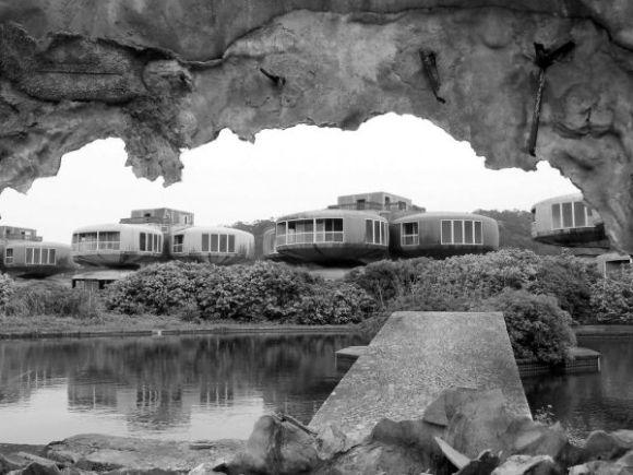 Cidades abandonadas - Sanzhi Pod (10)