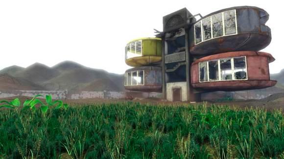 Cidades abandonadas - Sanzhi Pod (3)
