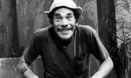 Fotos raras - Chaves e Chapolin (35)