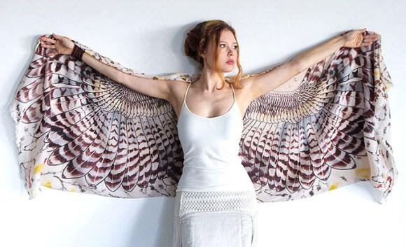 lenço pássaros 3