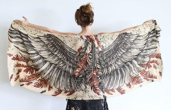 lenço pássaros 4