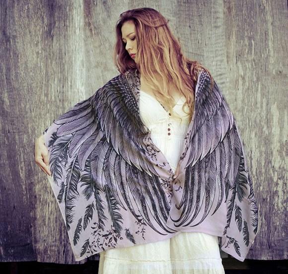 lenço pássaros 5