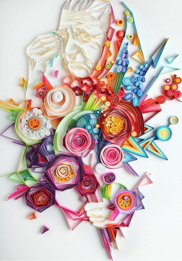 Arte em papel (5)