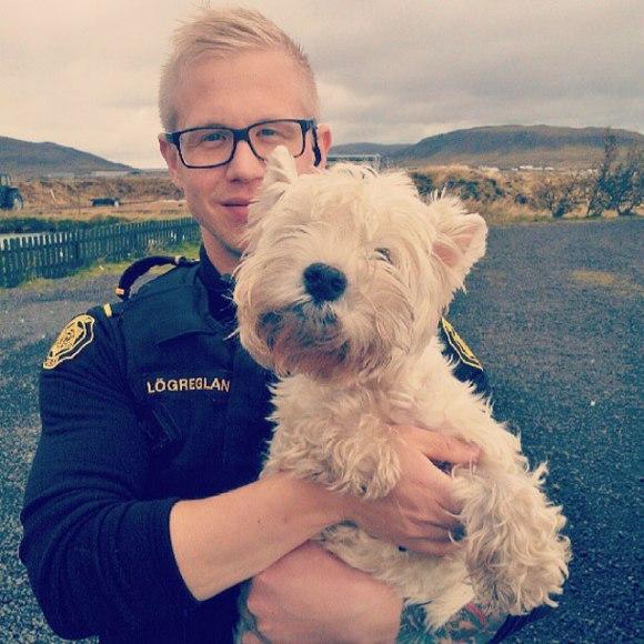 Polícia de Reykjavík - Islândia 8