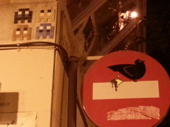 Street art - clet - 11