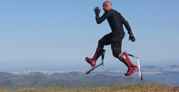 Acople esse invento à sua perna e seja capaz de correr a 40km/h