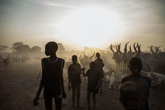 """TOPSHOTS 2014-SSUDAN-UNREST"""