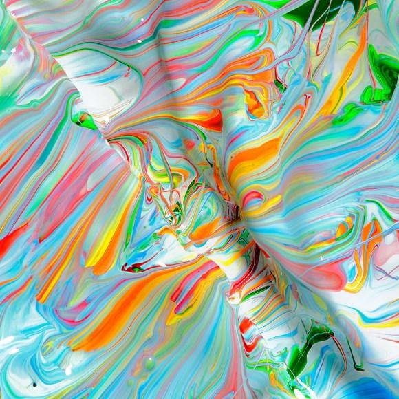 Tinta colorida 6