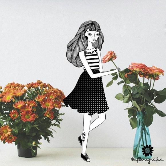 Desenhoes e flores (6)