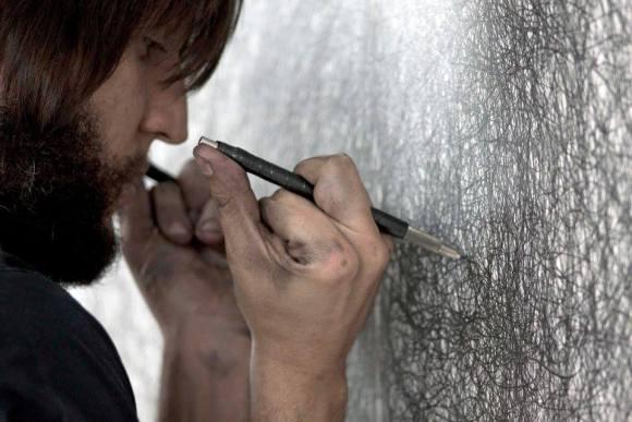 Desenhos - Tony Orrico - 4