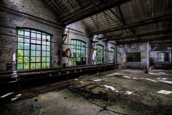 Lugares abandonados 24