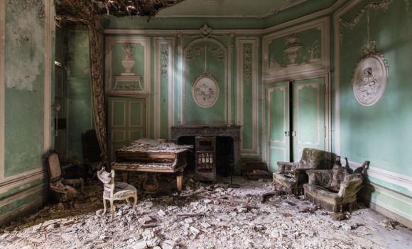 Lugares abandonados 28