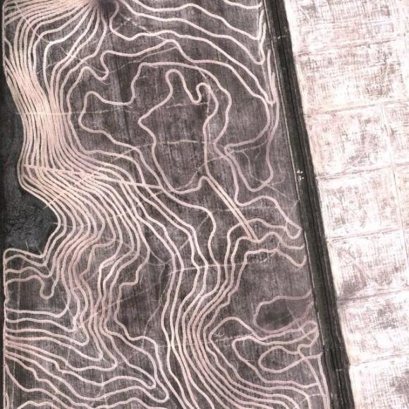 Marcas do arado em Arroio Grande - Rio Grande do Sul - Brasil