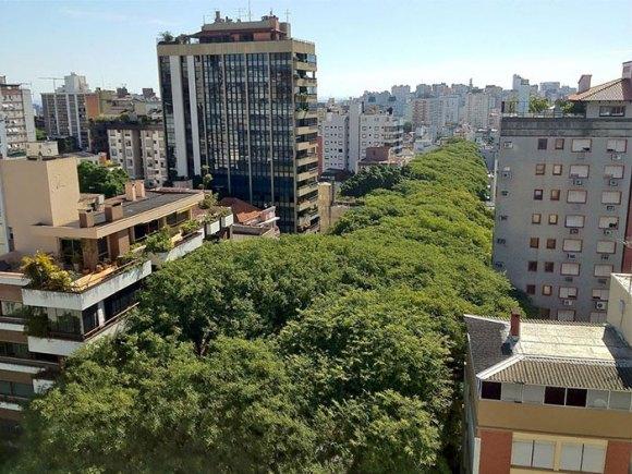 Ruas mais bonitas do mundo - 03 - Porto Alegre - Brazil