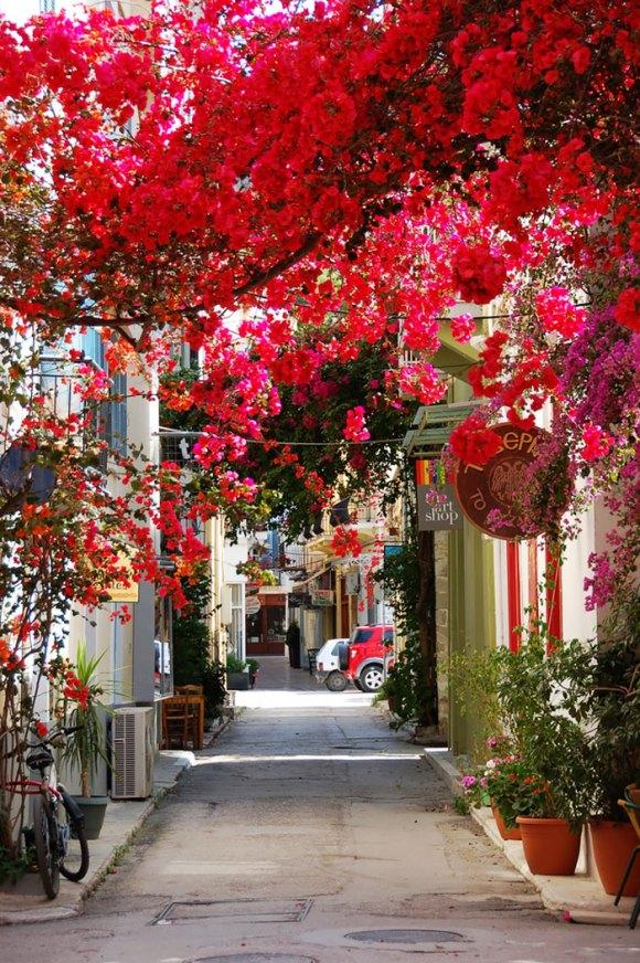 Ruas mais bonitas do mundo - 10 - Peloponeso - Grécia