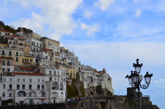 Costa Amalfitana - Itália 10