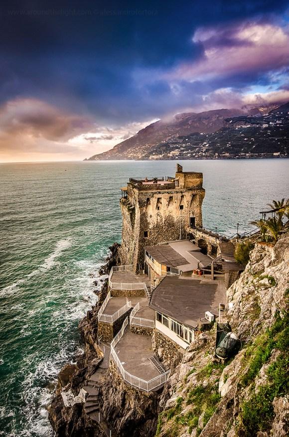 Costa Amalfitana - Itália 6