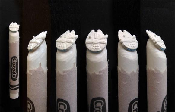 Esculturas em giz de cera 4