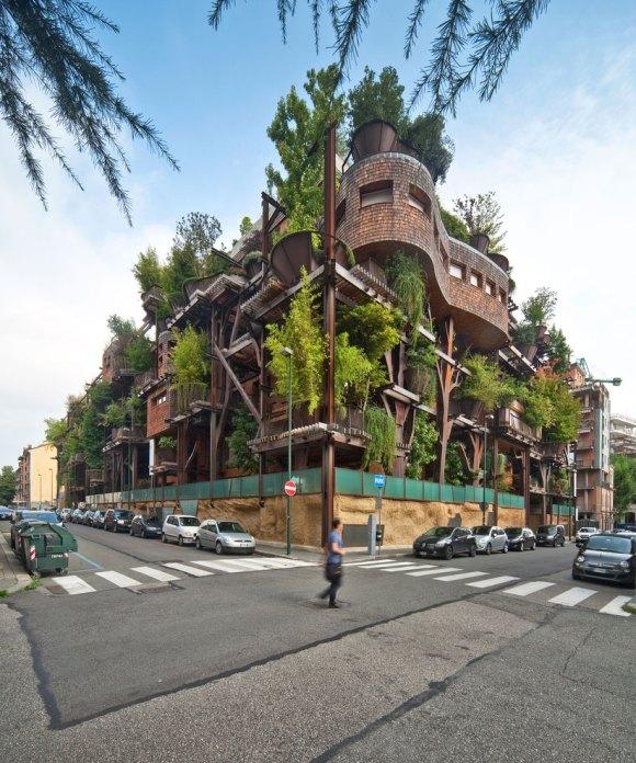 Apartamentos sustentáveis 1