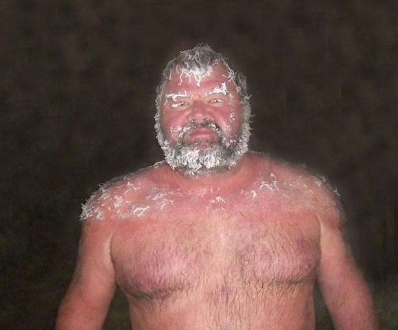 Cabelos congelados no frio 4