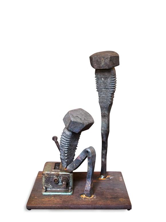 Escultura de parafuso 11