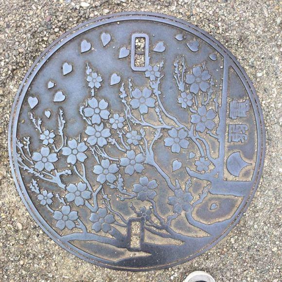 Bueiros no Japão 4