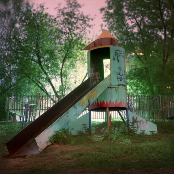 Playground Foguete 3