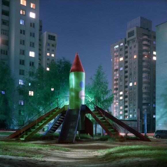Playground Foguete 4