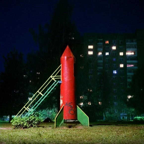 Playground Foguete 5