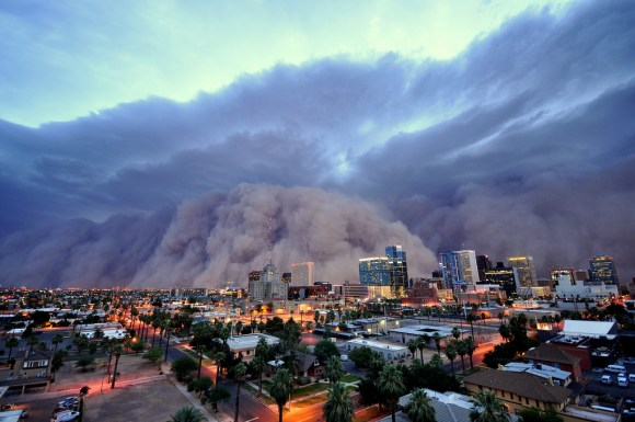 Tempestade de areia 2