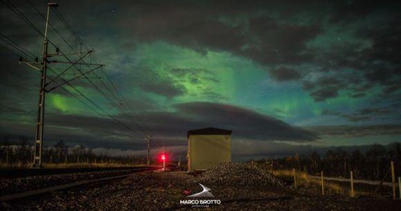 Aurora Boreal - Abisko, Suécia