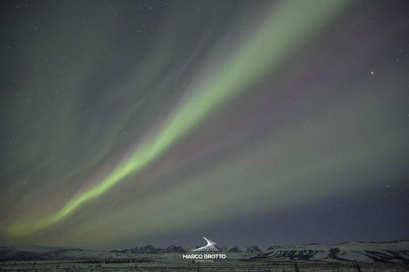 Aurora Boreal - Alasca