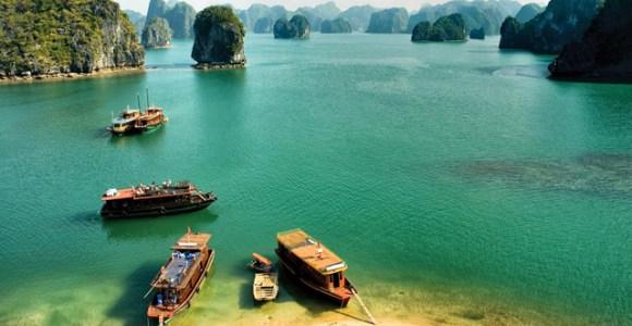 Mais de 3 mil ilhas formam um dos mais incríveis arquipélagos do mundo, no Vietnã